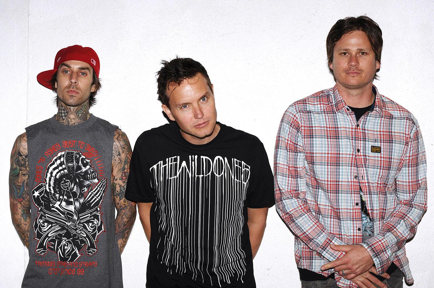 Blink-182 Summer Tour Announcement