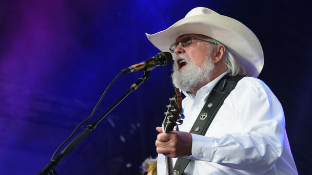 Charlie Daniels' Hometown Honors His Legacy In Music, Veteran Support