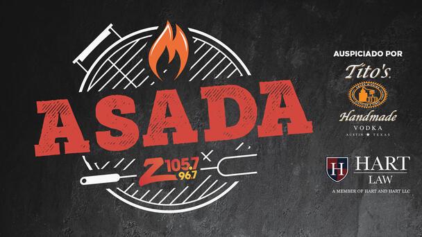 !GANA! Un Asador grande y $250 con la Z Asada!