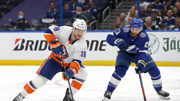 Lightning Comeback Falls Short In 2-1 Loss To Islanders In Game 1