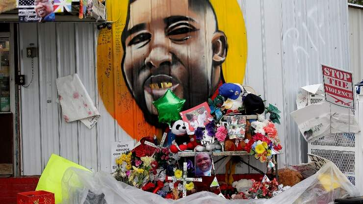Family Of Alton Sterling Awarded $4.5M Settlement, Lawyers Announce