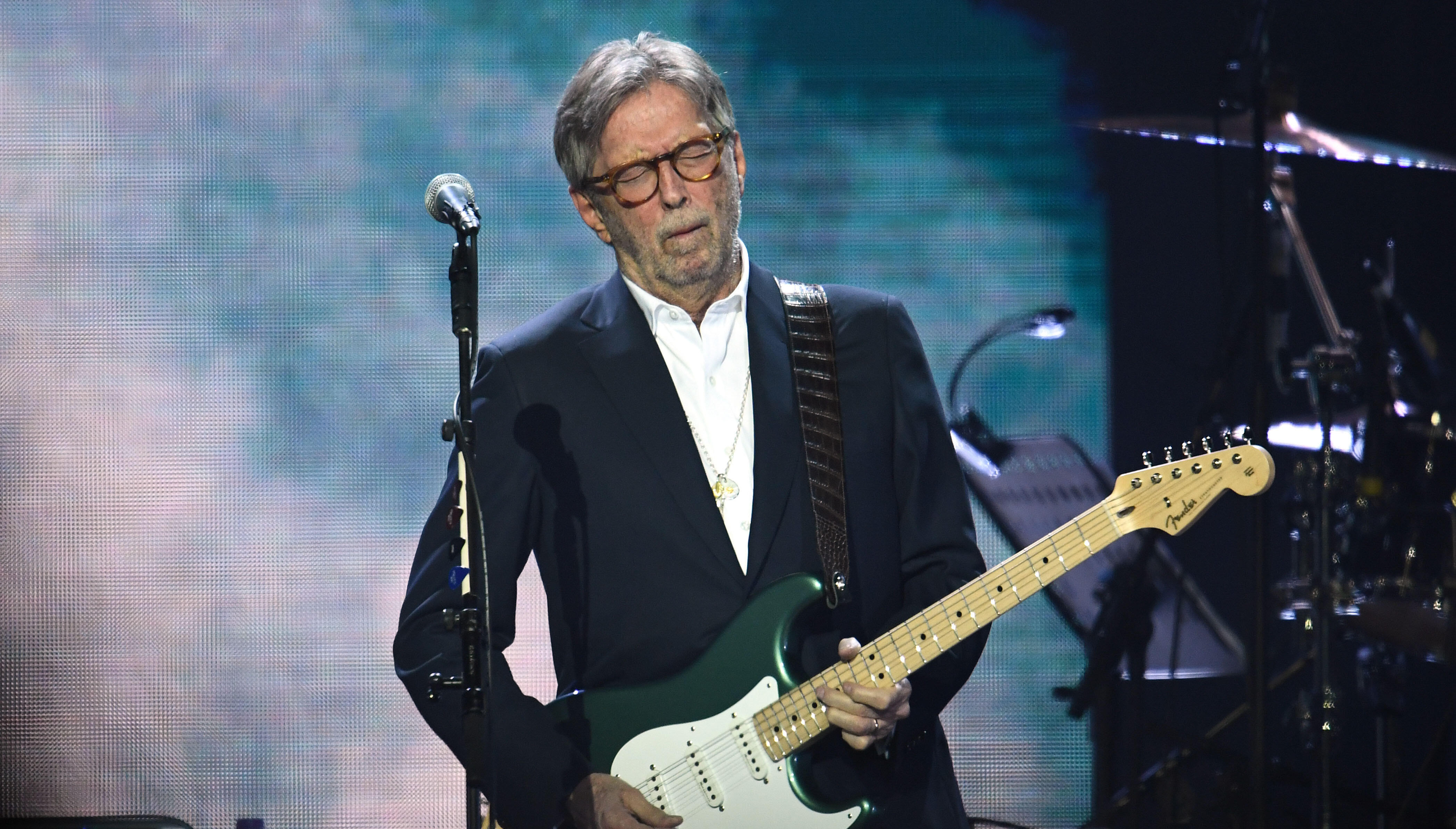 Eric Clapton Announces U.S. Tour Coming In September