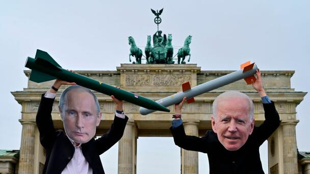 Biden's Secretary of State discusses president's plan with Putin