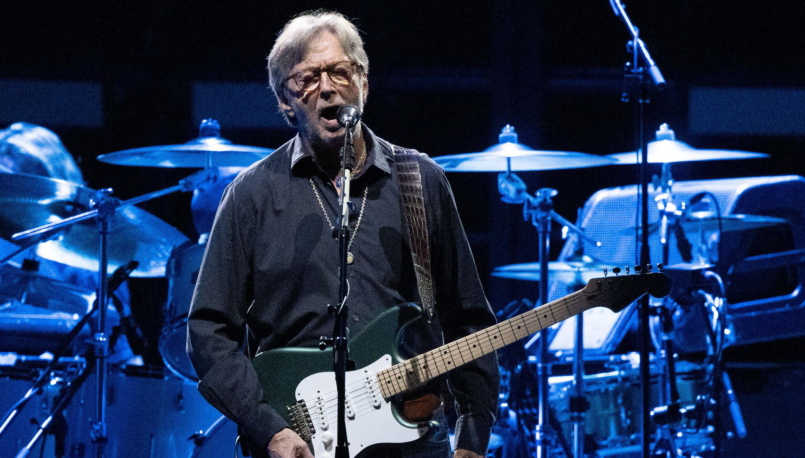 Eric Clapton Says He's Lost Friends Over His COVID Theories