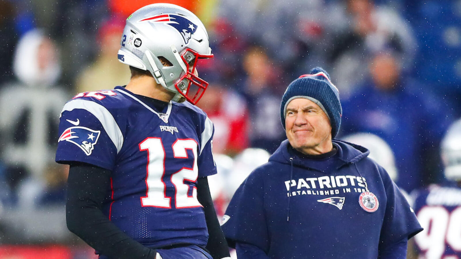 Tom Brady Responds To His Trainer's Criticism Of Bill Belichick