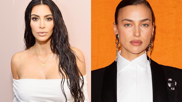 Kim Kardashian Approves Of Kanye West's Relationship With Irina Shayk