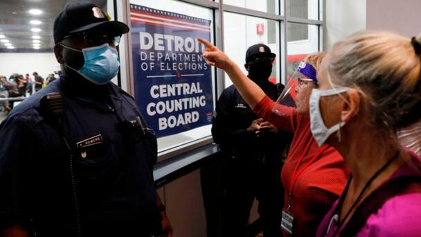 Michigan Senate Passes Voter Restriction Bill