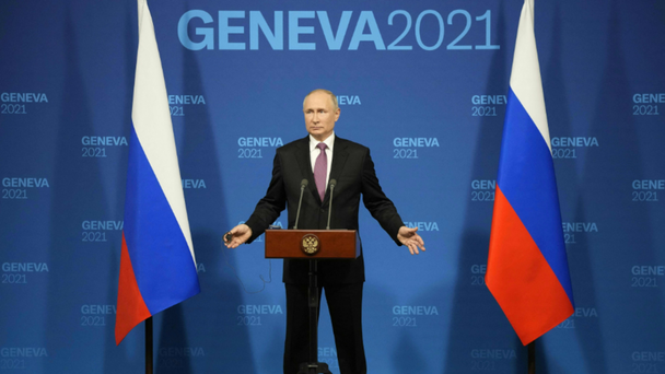 'What Are You So Afraid Of?': Brave Reporter Challenges Vladimir Putin