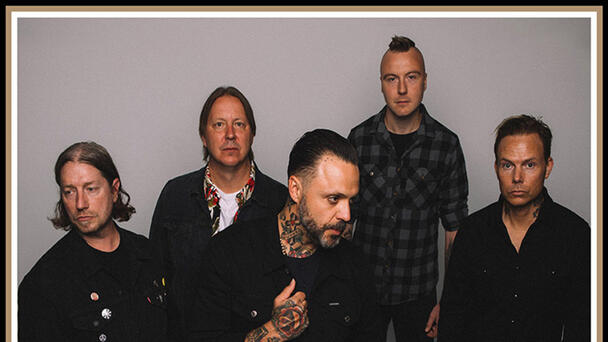 Blue October Is Hitting The Sunshine Theater!