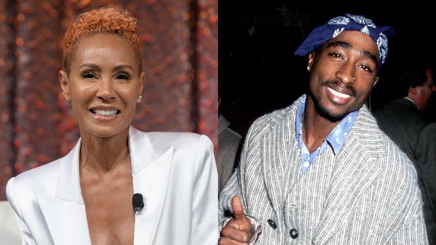 Jada Pinkett Smith Shares Never-Before-Seen Poem Written By Tupac