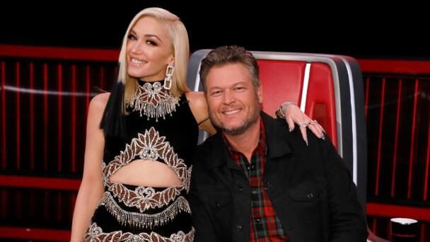 Blake Shelton & Gwen Stefani Are 'Ecstatic' About Their Summer Wedding
