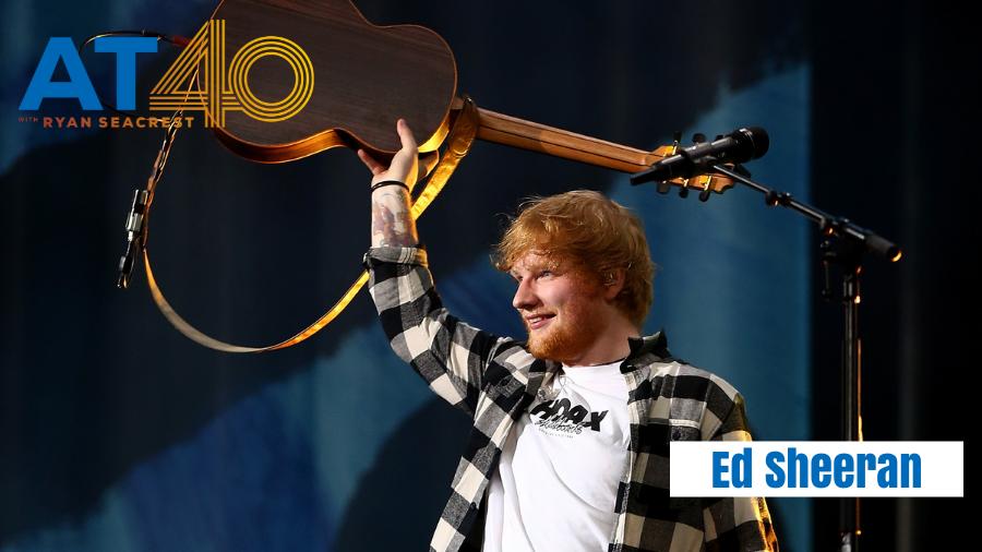 Ed Sheeran to Join Ryan Seacrest on 'American Top 40'