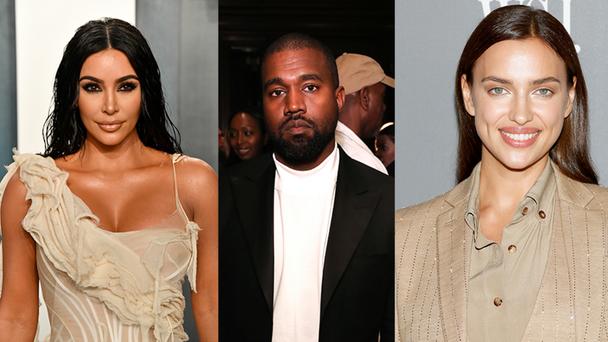 Kim Kardashian Has Met Kayne West's Girlfriend Irina Shayk 'Several Times'