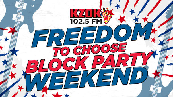 Freedom To Choose Block Party Weekend