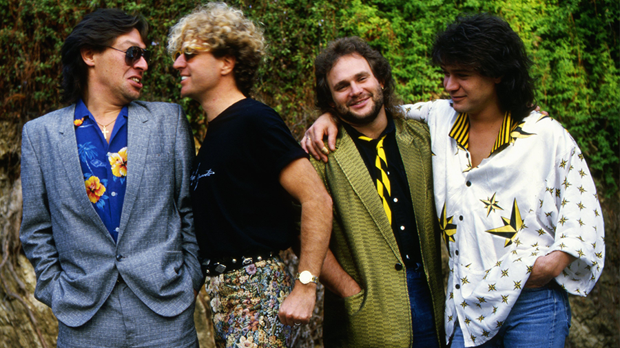 Van Halen's 'For Unlawful Carnal Knowledge': 14 Things You Might Not Know  | iHeartRadio