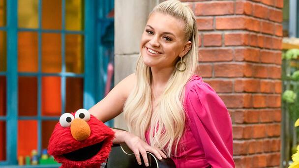 Kelsea Ballerini Singsalong With Elmo During Her Sesame Street Debut