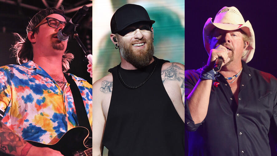 Hear Brantley Gilbert, Toby Keith, Hardy's 'Worst Country Song Of All Time'