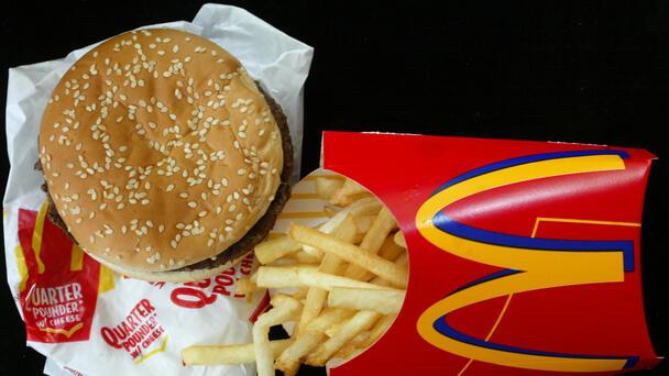 McShots: McDonald's Partners With CA Dept. Of Heath For Vaccine Rewards