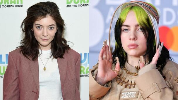 Lorde Bonded With Billie Eilish Over The Struggles Of Teenage Fame