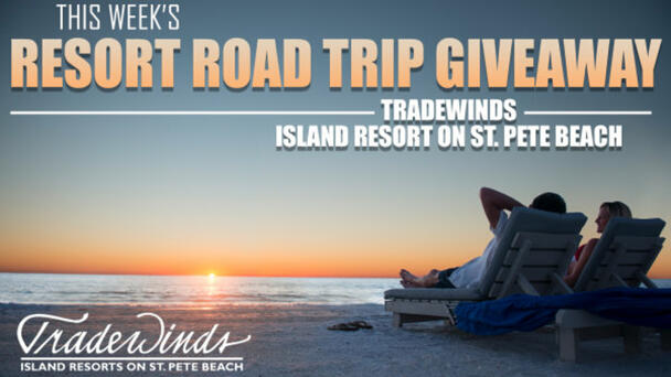 Mo & Sally's Resort Road Trip Giveaway