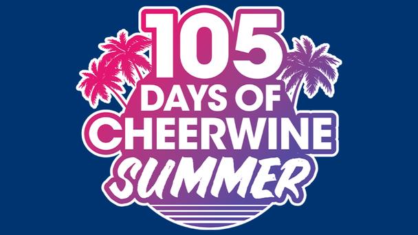 105 Days of Cheerwine Summer