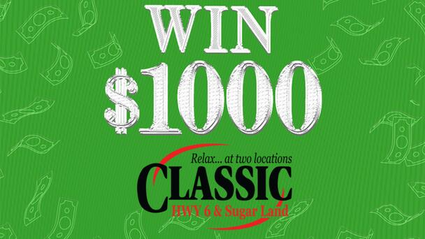 Listen for 12 chances each weekday to CATCH THAT CASH!
