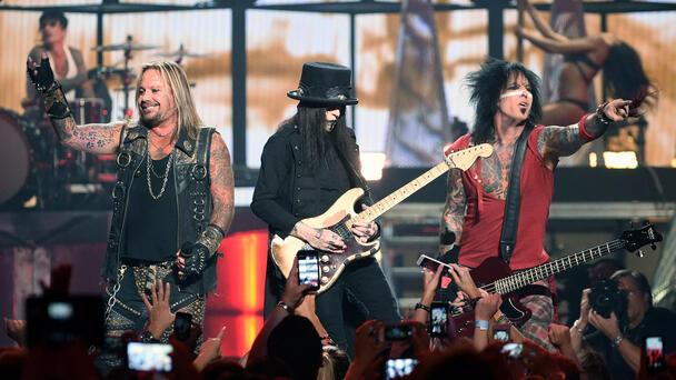 Mötley Crüe Always Rehearsed As Seriously As It Partied, Says Nikki Sixx