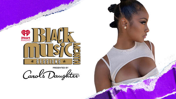 Watch An Exclusive Performance By Justine Skye Tonight At 7pm ET/4pm PT!