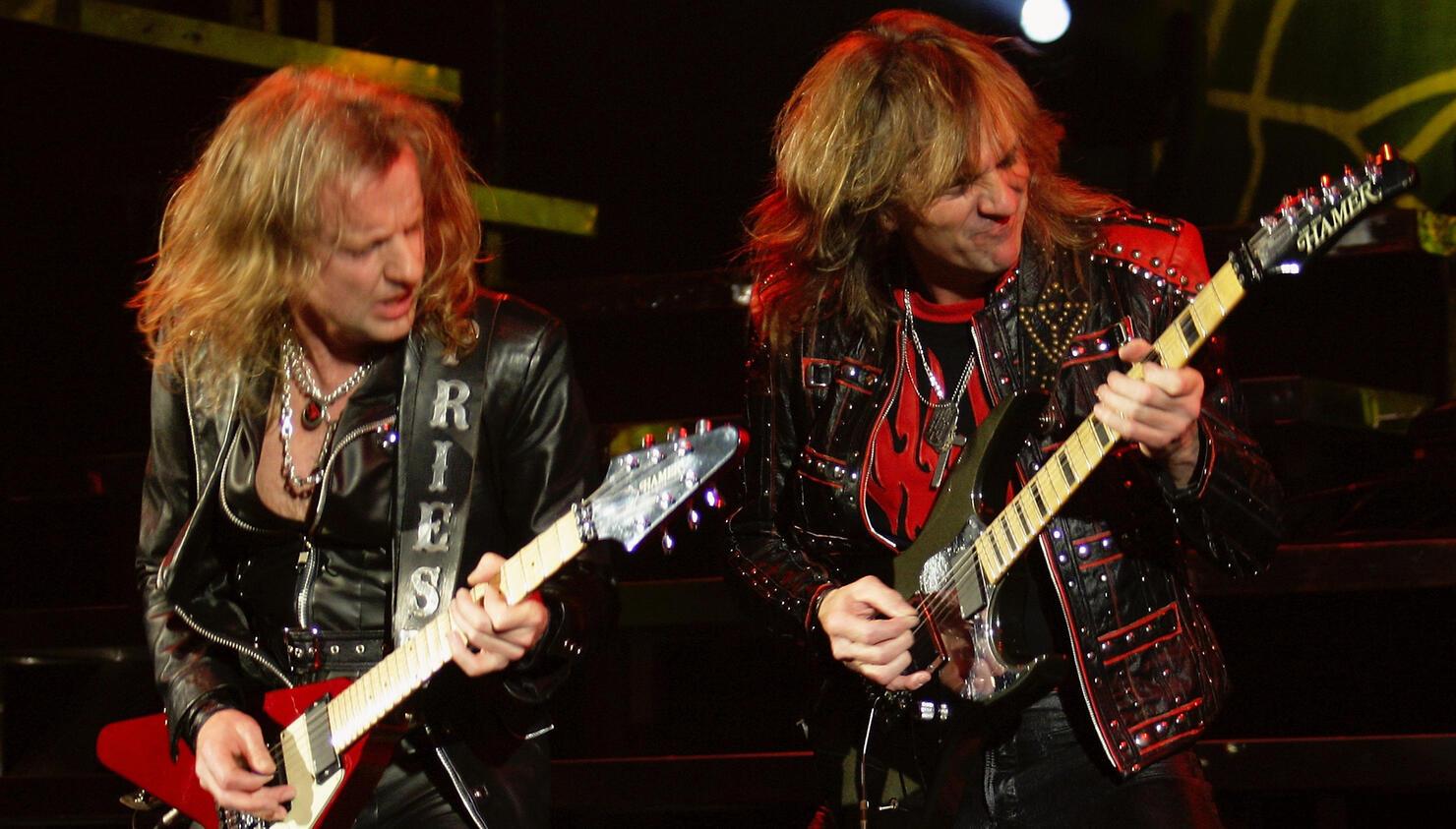 Judas Priest Play The Hammersmith Apollo