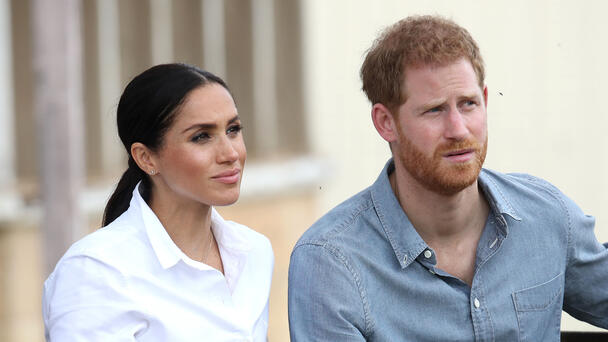 Prince Harry, Meghan Markle Registered Domain Names For Lili Before Birth