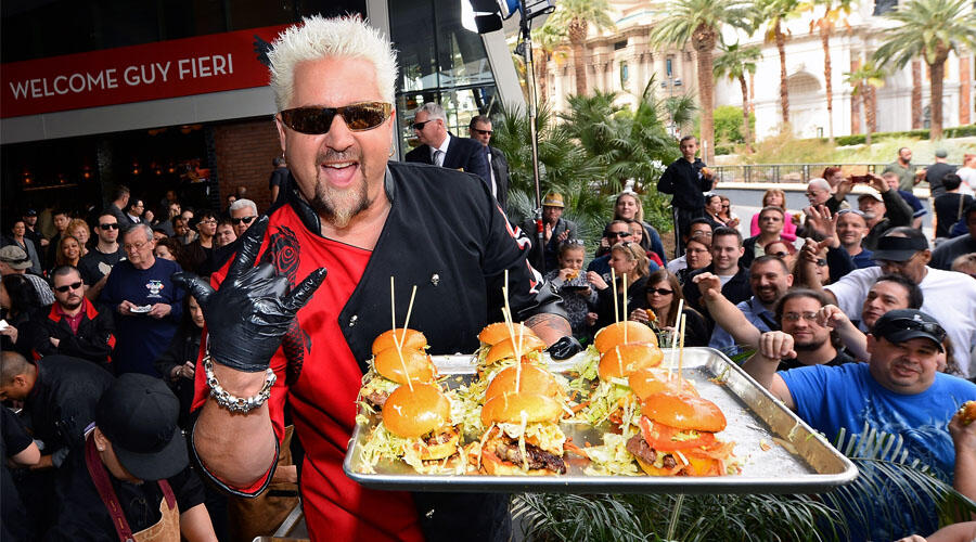 Guy Fieri Sends Two Local San Diego Restaurants $25,000 Each   iHeartRadio