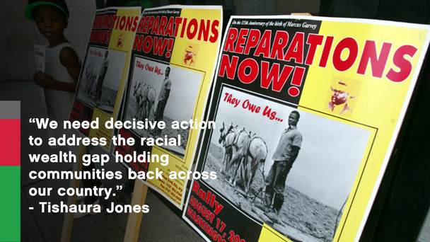 Eleven U.S. Mayors Pledge To Develop Reparations Projects