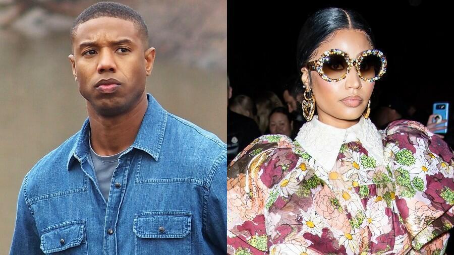Michael B. Jordan Changing Name Of Rum Brand After Nicki Minaj Comments