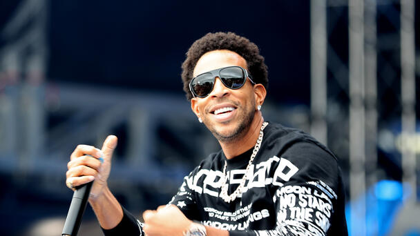 Ludacris Had To Rush To Atlanta So He Wouldn't Miss His Daughter's Birth