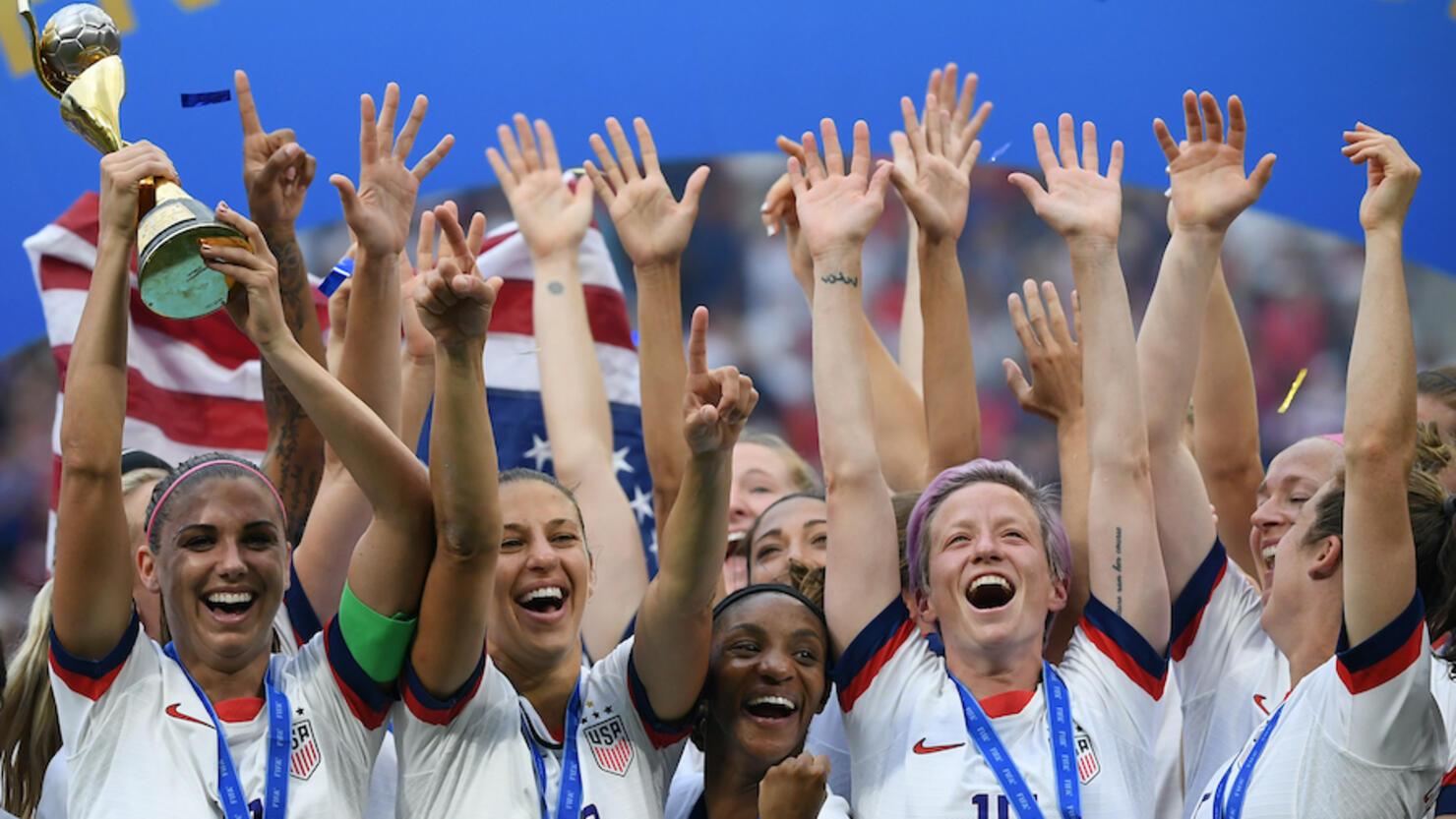 Women's Football World Cup - USA - Netherlands