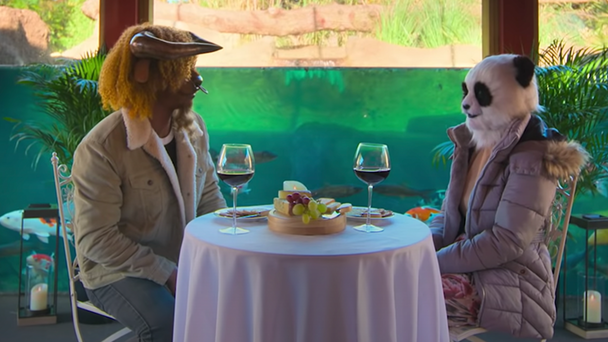 Netflix Drops First Look At Wild New Dating Show 'Sexy Beasts'
