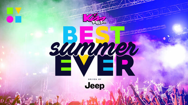 Listen To Win Tickets To All The Best Shows, All Summer Long!