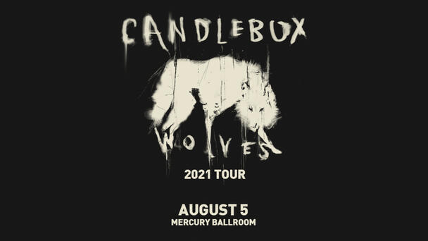 Win Tickets to see Candlebox with Shannon The Dude!