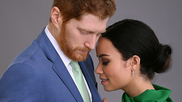 Lifetime Shares First Trailer For 'Harry & Meghan: Escaping The Palace'