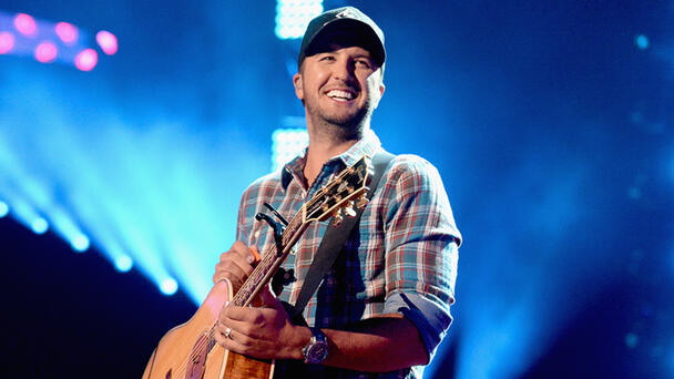 Luke Bryan Is Letting Fans In On His Life In New Docuseries