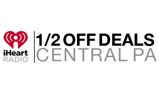 HALF OFF CENTRAL PA!