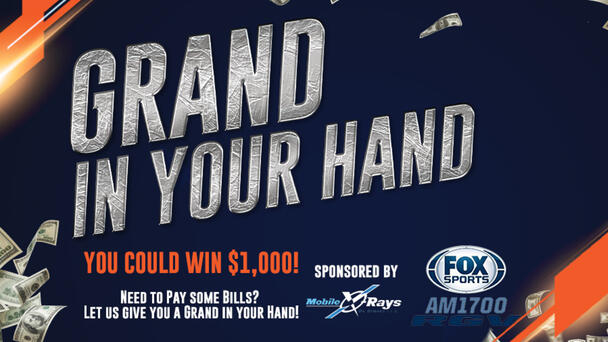 Let Fox Sports give you a Grand in your Hand!