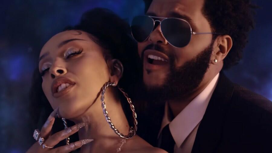 Doja Cat Collides With The Weeknd On 'You Right' Off New Album 'Planet Her'