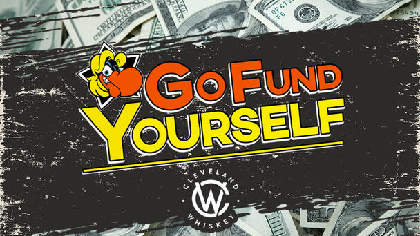 Go Fund Yourself and win $1000 with Cleveland Whiskey