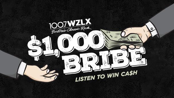 $1,000 Bribe: Listen to Win!