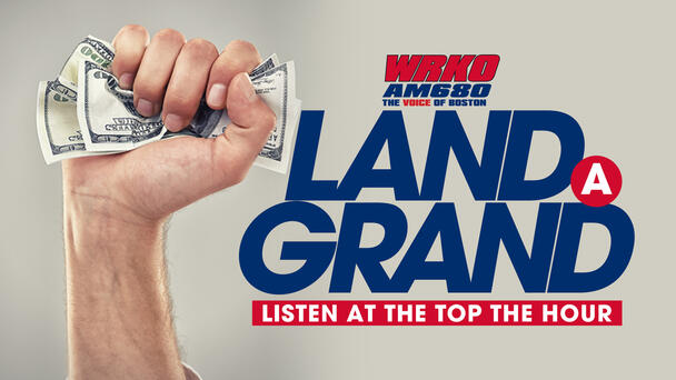 Land A Grand: Listen to Win $1,000!