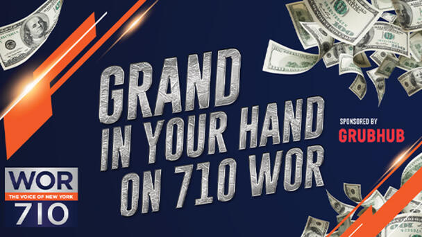 Grand In Your Hand: Listen to Win $1,000!