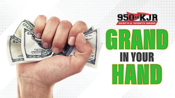 Sports Radio 950 KJR Grand in Your Hand