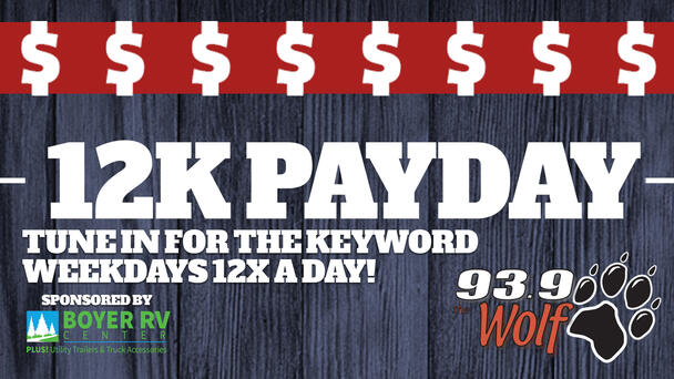 12K Payday
