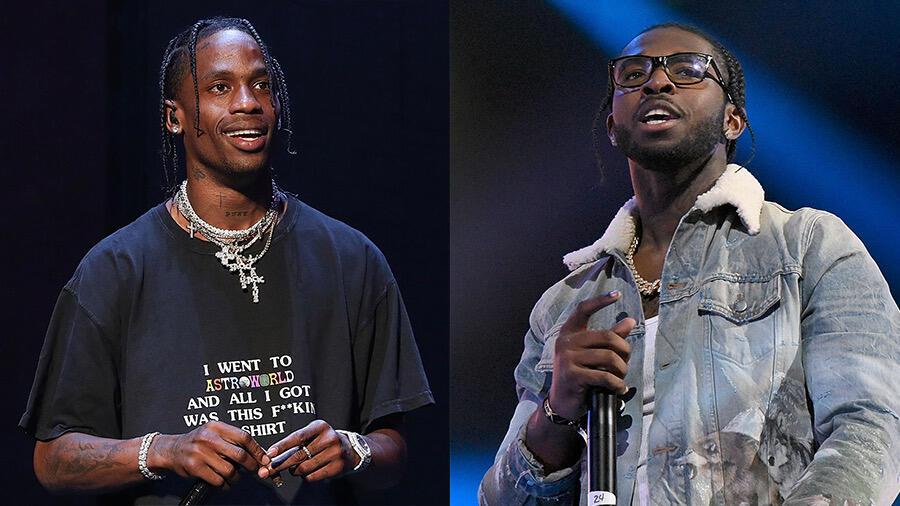 Travis Scott Pays Tribute To Pop Smoke With New Cactus Jack Shirt